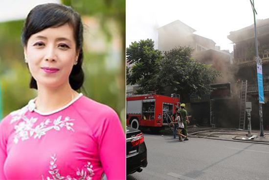 """Nghệ sĩ Chiều Xuân: """"Tôi quá sợ hãi khi biết tin nhà cháy"""""""