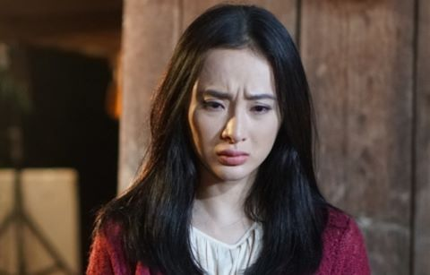 Angela Phương Trinh chịu cực khổ để đóng phim