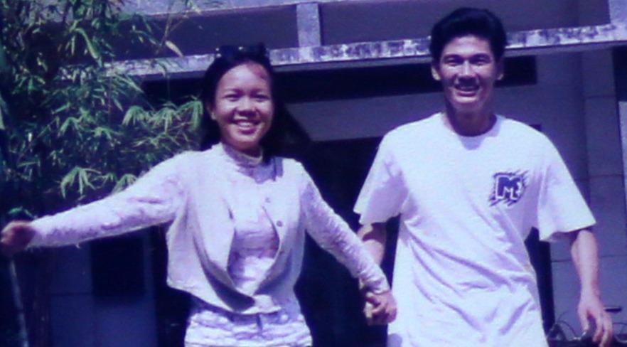 Ảnh thời thiếu nữ của Việt Hương
