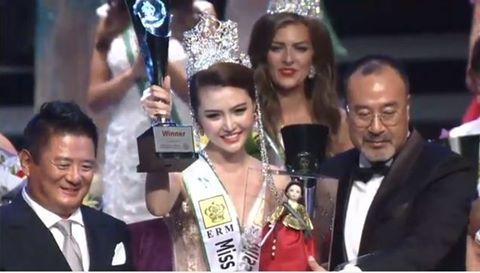 Người đẹp Việt đăng quang Nữ hoàng Sắc đẹp Toàn cầu 2016