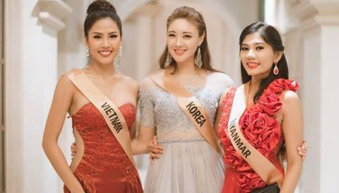 Nguyễn Loan khó vào top 5 Miss Grand International