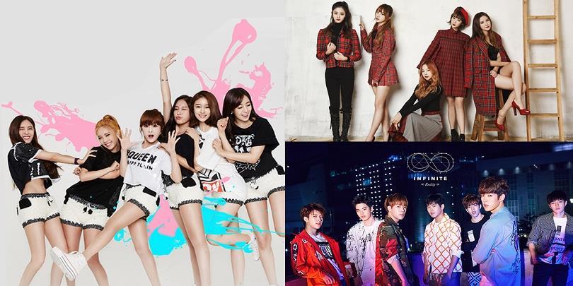 """T-ara, EXID, Infinite sẽ """"đổ bộ"""" Việt Nam tháng 12 này?"""