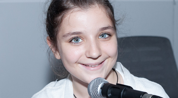 """""""Thiên thần Nga"""" vào chung kết The Voice Kids dù bị loại sớm"""
