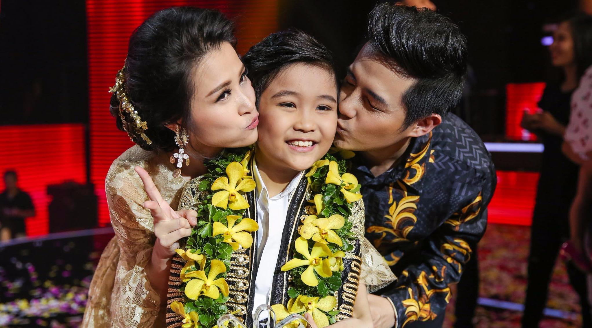 Nhật Minh trở thành quán quân The Voice Kids 2016
