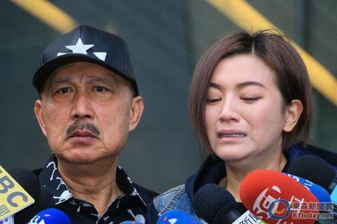Sao nữ Đài Loan bị tạm giữ vì hành hung tài xế taxi