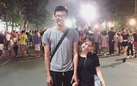 Cặp chàng cao, nàng thấp chênh nhau 34 cm gây chú ý mạng