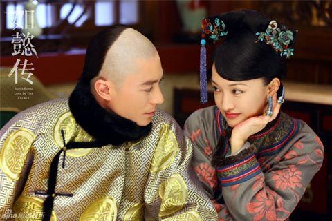 Sự xa hoa trong phim cổ trang mới của chồng Lâm Tâm Như
