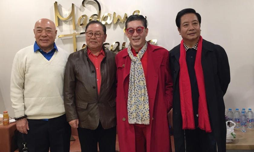 """4 thầy trò """"Đường Tăng"""" mừng tủi ngày gặp lại sau hơn 30 năm"""