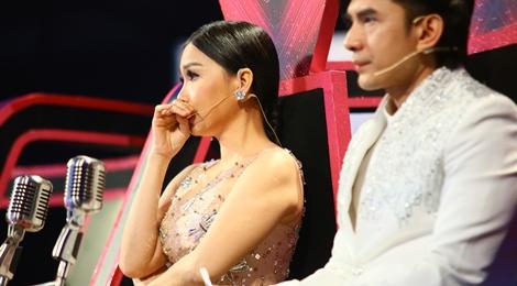 Cẩm Ly xúc động vì nhớ Minh Thuận trên ghế nóng