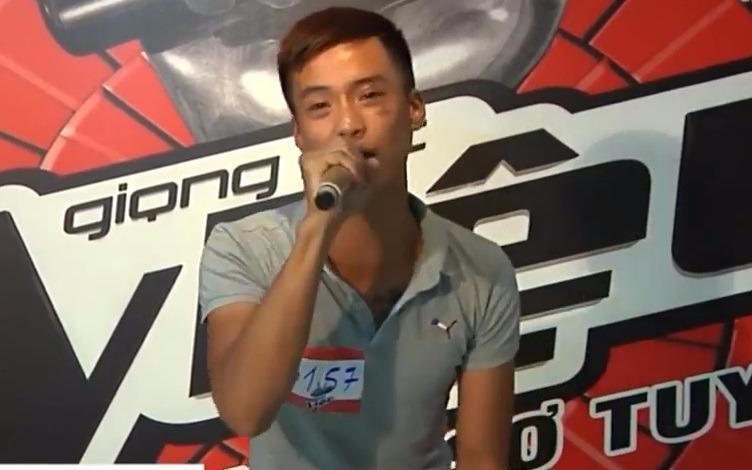 Clip Đạt Cỏ thi The Voice 2017 bất ngờ xuất hiện trên mạng