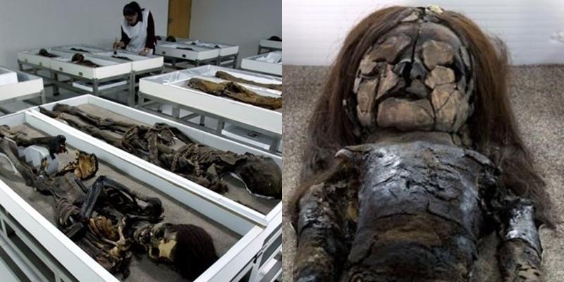 Hé lộ nguyên nhân những xác ướp lâu đời nhất thế giới bị phân hủy