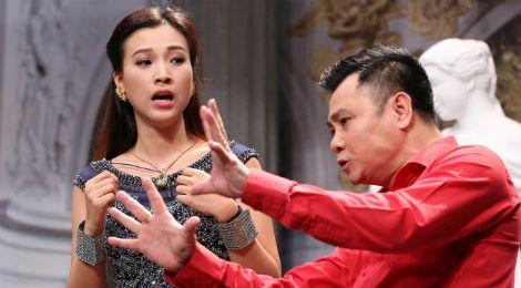 Scandal tình ái của Hà Hồ hài hước trên sân khấu Ơn giời