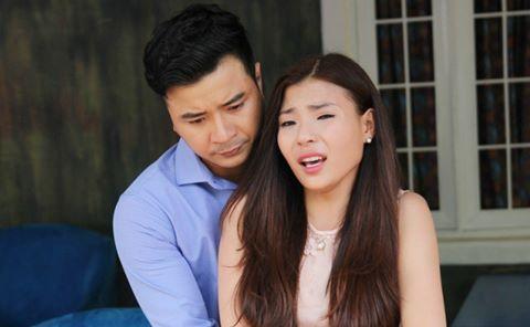 Thúy Diễm mong hôn nhân không bất hạnh như phim