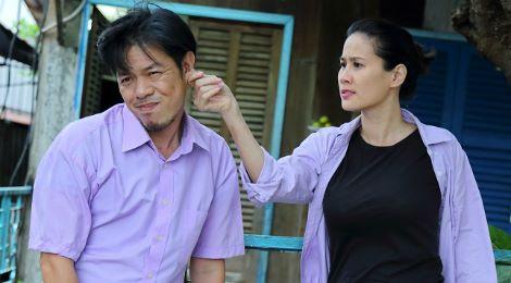Thái Hòa bị Thân Thúy Hà hành hạ thê thảm trong phim mới