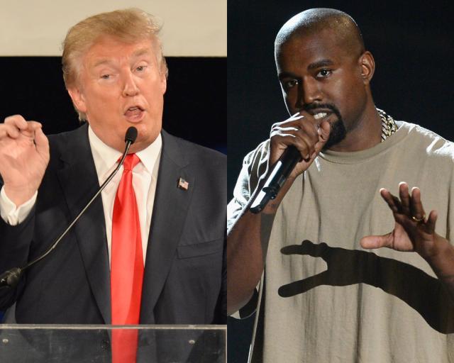 Kanye West gây phẫn nộ khi tuyên bố ủng hộ Donald Trump