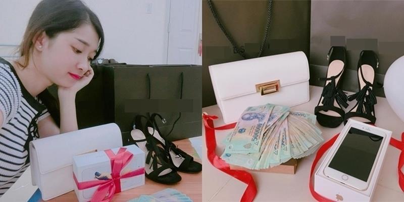 """""""Choáng"""" với hộp quà """"khủng"""" tặng vợ nhân kỉ niệm 1001 ngày yêu"""