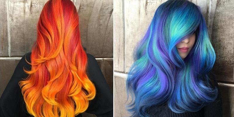 """Những màu tóc nhuộm chỉ dành riêng cho hội """"chất phát ngất"""""""
