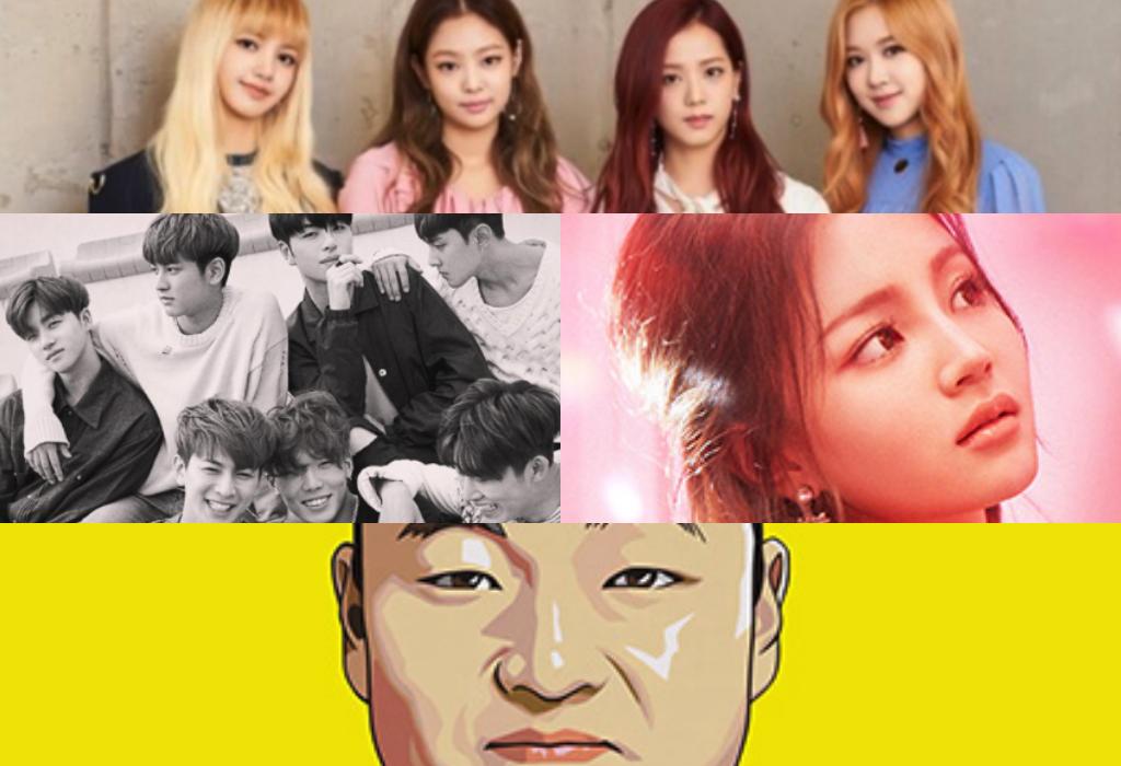 Nghệ sĩ nhà YG sẽ không tham gia MAMA 2016