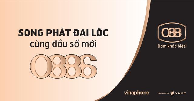Vinaphone cung cấp một triệu thuê bao đầu số mới 0886