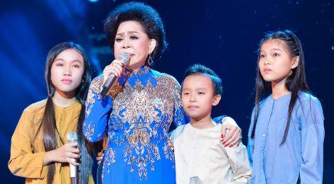 Hồ Văn Cường lấy nước mắt khán giả ở live show Giao Linh