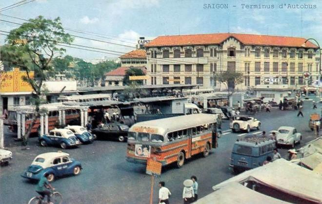 Di chuyển Hà Nội - Sài Gòn xưa và nay