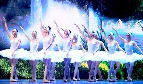 Công diễn hai vở ballet kinh điển Nga ở Việt Nam