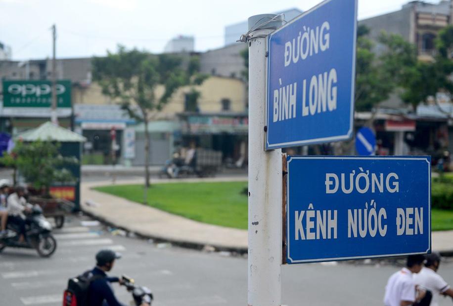 """""""Điên đầu"""" đi tìm đường ở ngoại thành Sài Gòn"""