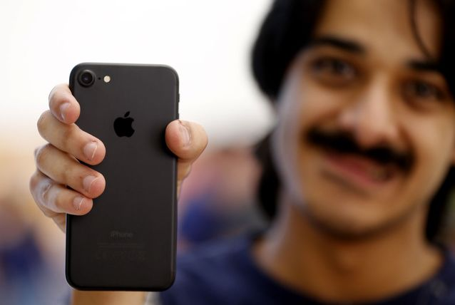 Người Mỹ khao khát iPhone nhất trong dịp Noel