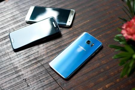 Samsung kỳ vọng vào S7 Blue Coral dịp cuối năm