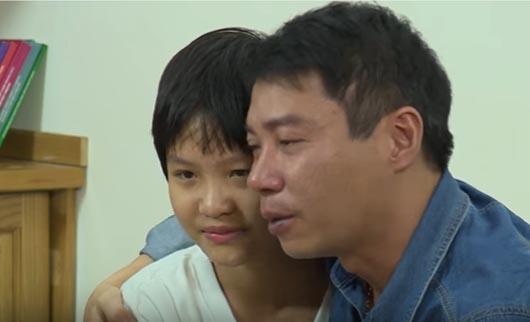 Công Lý tình cảm cùng con gái - Ba là nhất