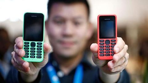 Smartphone Nokia tái xuất: Không dễ hóa rồng