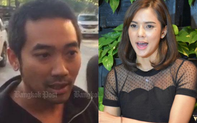 Sao nữ Thái Lan và bạn trai đánh nhầm con trai thiếu tướng