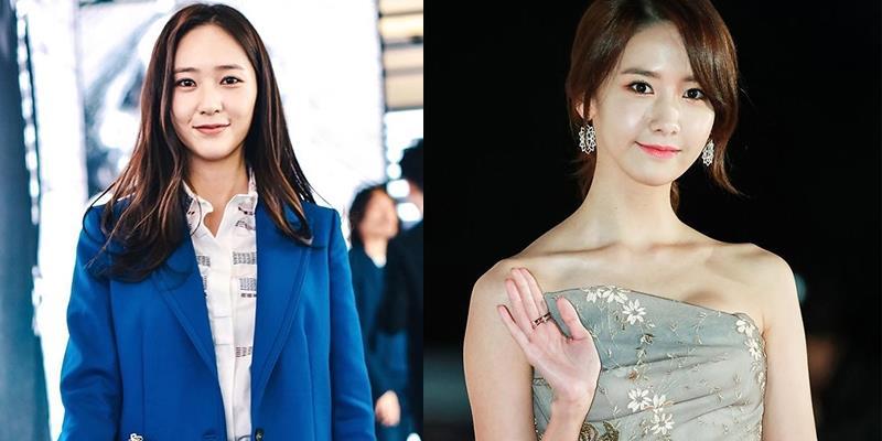 Hai mỹ nữ nhà SM trở thành biểu tượng thời trang 2016