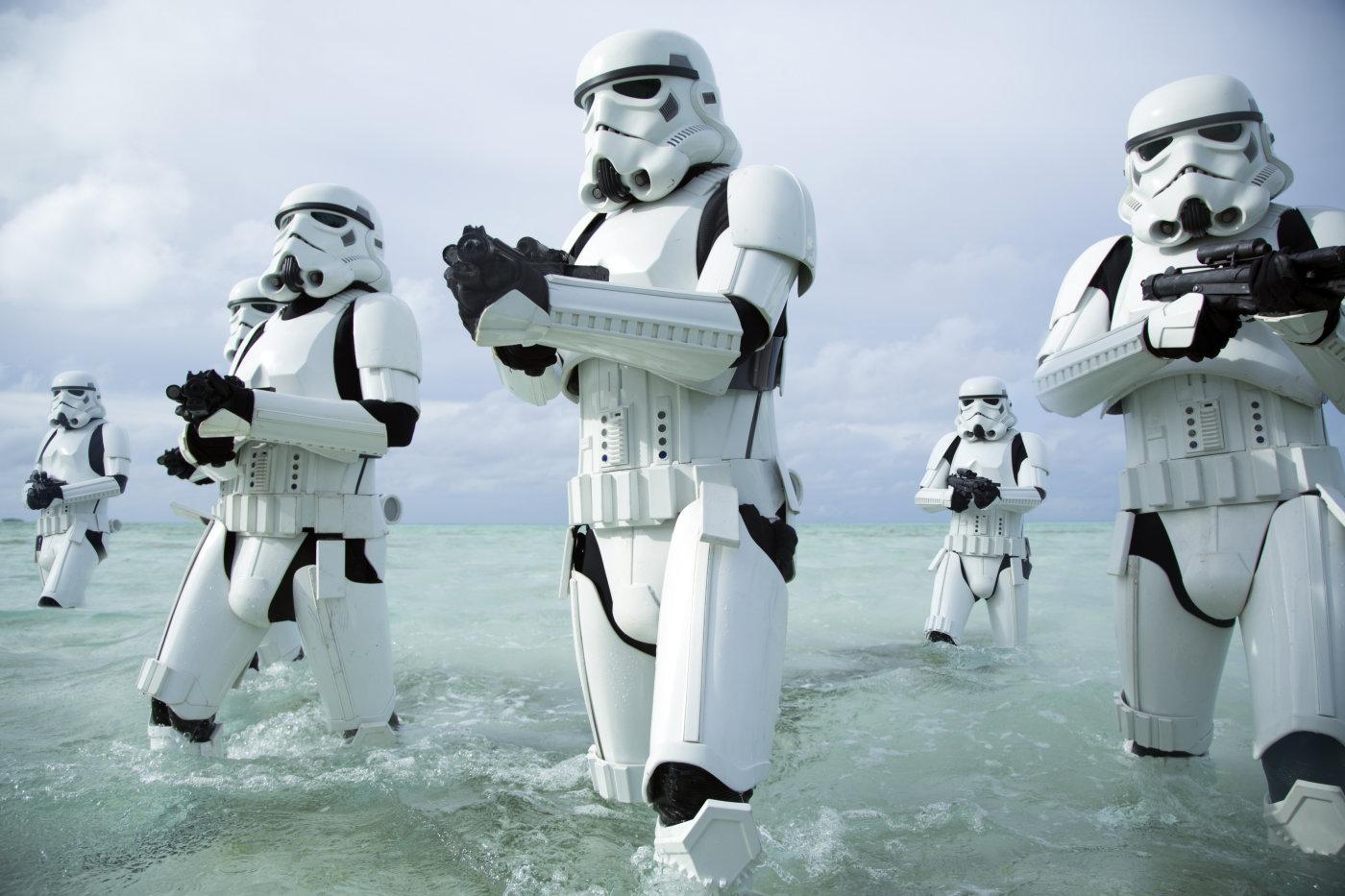 """Phim """"Star Wars"""" mới có thể thu 300 triệu USD sau ba ngày"""