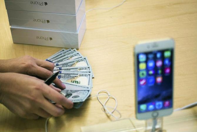 Venezuela: Hơn 2,2 tỷ đồng mới mua được iPhone