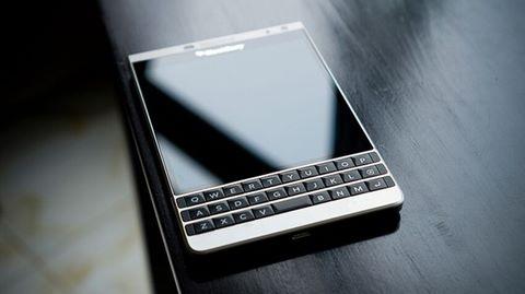BlackBerry Passport đạt chuẩn bảo mật cấp chính phủ