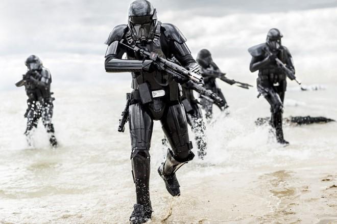 """Bom tấn """"Rogue One"""" đại thắng với 290,5 triệu USD sau 3 ngày"""