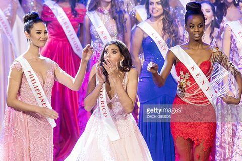 Khán giả tố Hoa hậu Thế giới gian lận kết quả