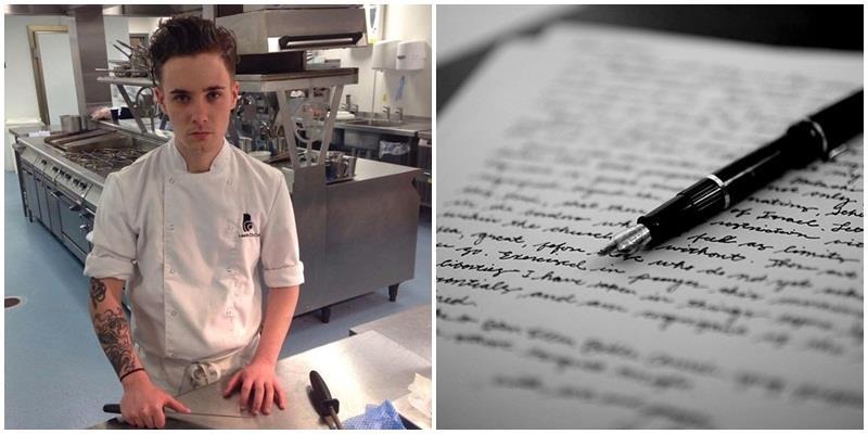 Lá thư tuyệt mệnh đầy nước mắt của chàng trai 20 tuổi gây tranh cãi