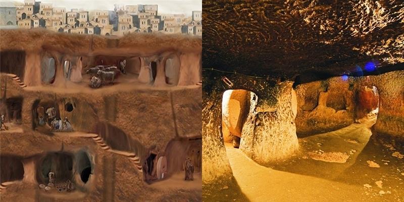 Phát hiện mê cung nghìn năm ẩn sâu ngay... dưới nhà mình