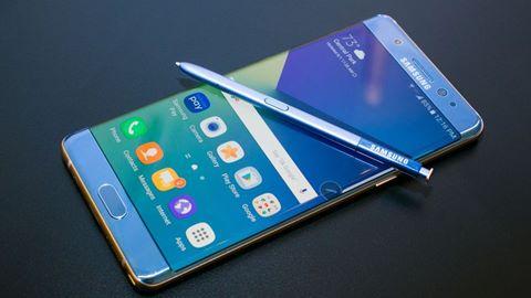 """Samsung mua pin từ LG để """"hồi sinh"""" Galaxy Note 7?"""