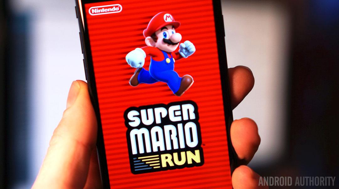 Super Mario Run đạt 40 triệu lượt tải sau 4 ngày