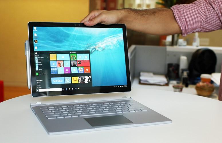 10 laptop đẳng cấp nhất năm 2016