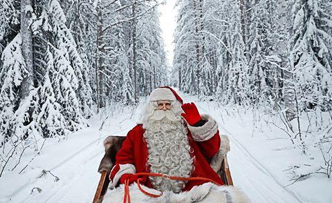 Xứ sở ông già Noel tất bật nhận thư trước Giáng sinh