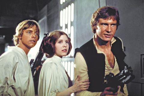 """Đồng nghiệp đau buồn khi nữ diễn viên """"Star Wars"""" qua đời"""