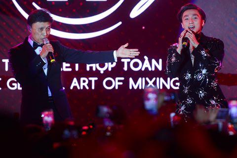 """Tuấn Ngọc hát """"Chúng ta không thuộc về nhau"""" cùng Sơn Tùng"""