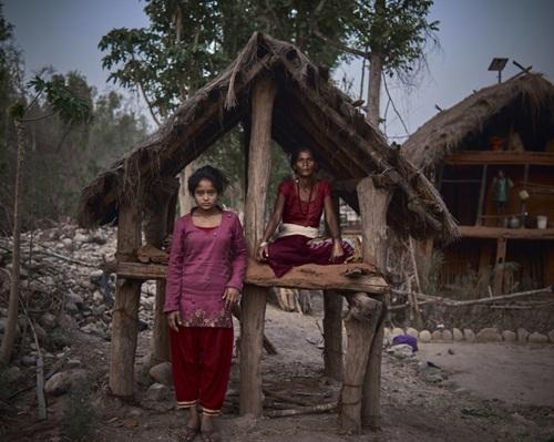 Kỳ lạ ngôi làng trục xuất phụ nữ tới kỳ kinh nguyệt