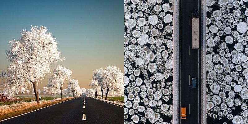 Vẻ đẹp nức nở của thiên nhiên: Photoshop cũng… chào thua!