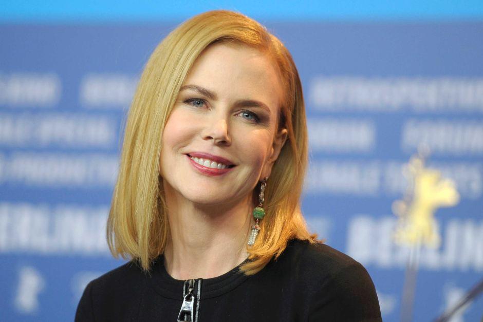 """Nicole Kidman: """"Đã đến lúc nước Mỹ ủng hộ Donald Trump"""""""