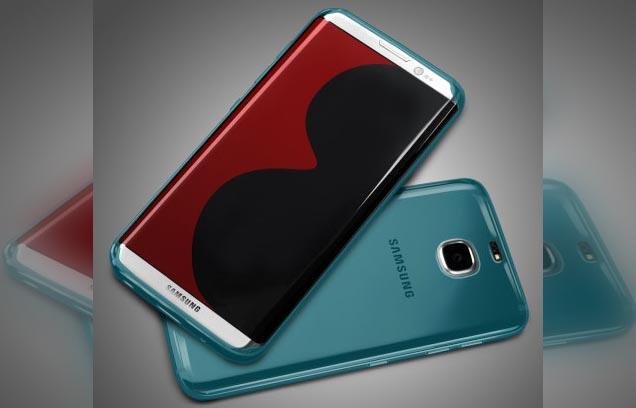 Nhiều ảnh rò rỉ Galaxy S8 liên tiếp xuất hiện